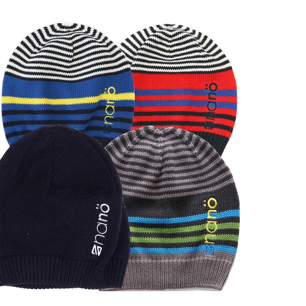 Демисезонные шапки для мальчиков без отворота.