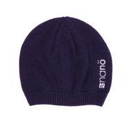 Демисезонная шапка НАНО синяя