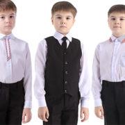 Школьные брюки для мальчика ЛИЦЕЙ