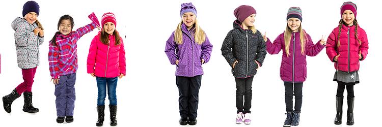 Весенние куртки и комбинезоны для девочек.