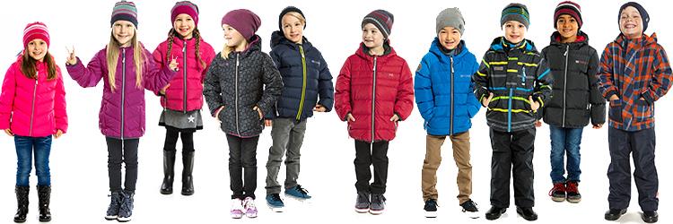 Весенние куртки и комбинезоны для мальчиков и девочек.