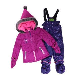 Купить детский комбинезон зима