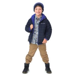 Куртка демисезонная на мальчика.