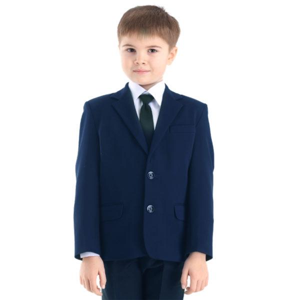 Лицей пиджак синий