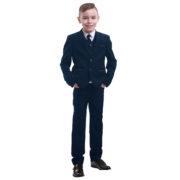 ПРЕСТИЖ костюм синий карат1