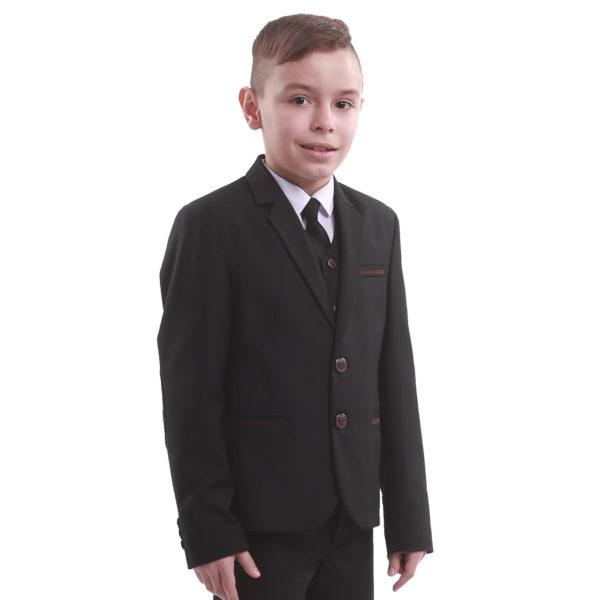 ПРЕСТИЖ пиджак черный карат