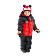 Детский зимний комбинезон на мальчика