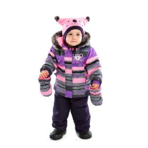 Зимние комбинезоны детские