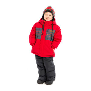 Детский зимний комбинезон KIDS F16M63EG