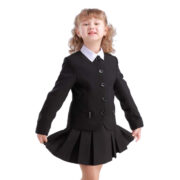 Школьный пиджак на девочку модель ФЕЯ