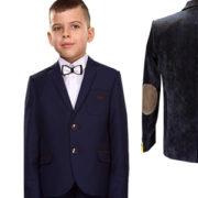 Пиджак школьный для мальчика ЭДВИН