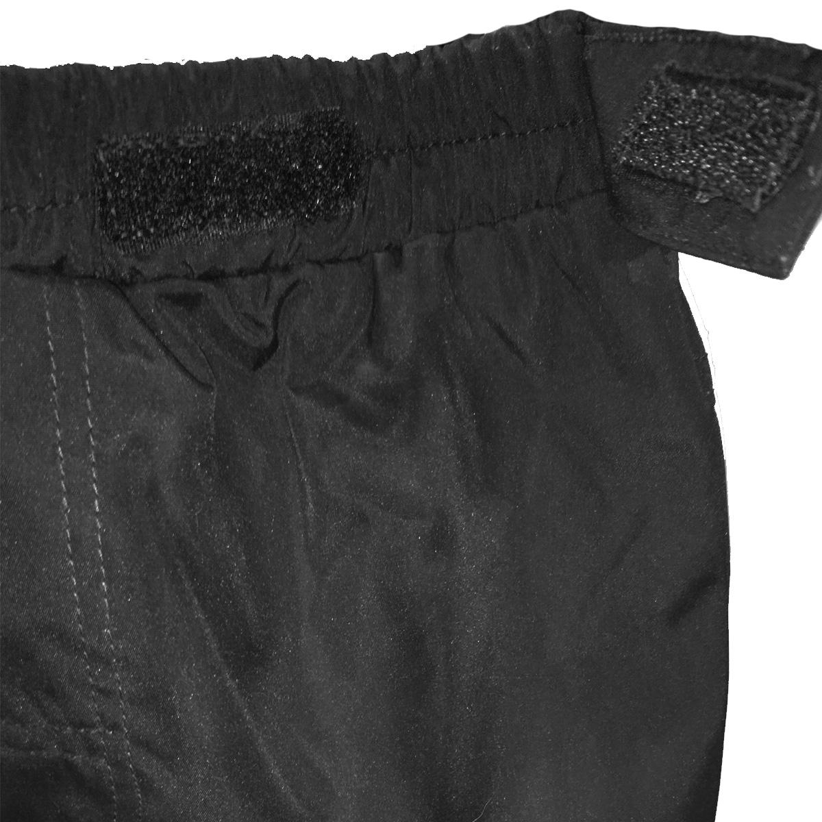 Регулировка пояса брюк