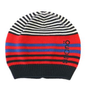 Демисезонная шапка НАНО красная