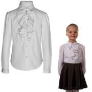 Блузка школьная СИЛЬВИЯ