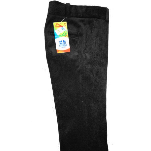 брюки ЧЕЛСИ вельвет черный