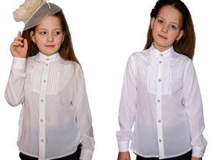 Школьная блузка АНАБЕЛЬ