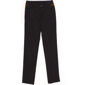 Узкие школьные брюки