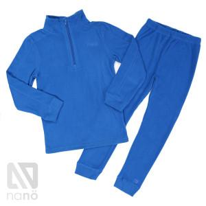 Флисовый костюм НАНО синий