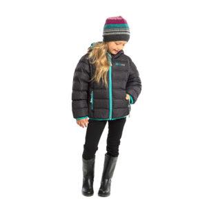 Куртка демисезонная для девочек НАНО