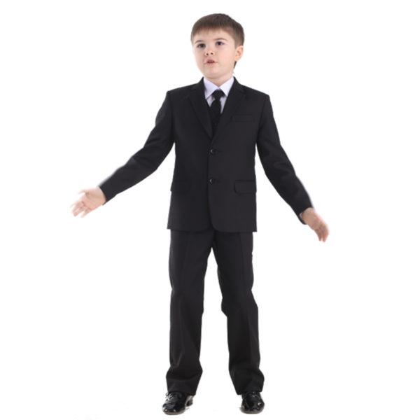 Лицей костюм черный