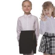 Школьная блузка МАРИНА