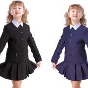 Пиджак школьный для девочки ФЕЯ