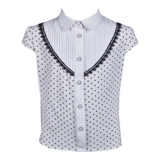Стильные блузки на девочек